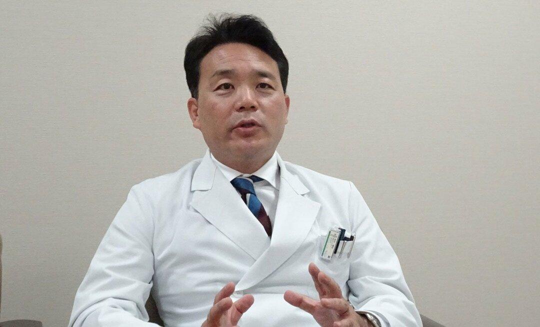 安井博史(やすい・ひろふみ)医師