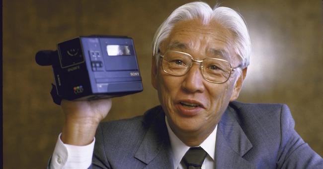 ソニー盛田昭夫氏の英語スピーチがMIT学生の心を鷲掴みにした理由