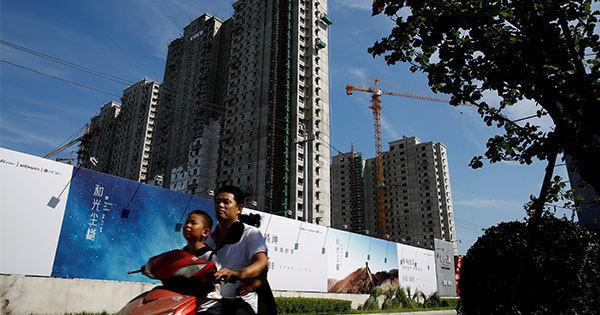 中国の地方政府が行う土地使用権入札で不成立が増加