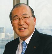 西田厚聰 東芝社長