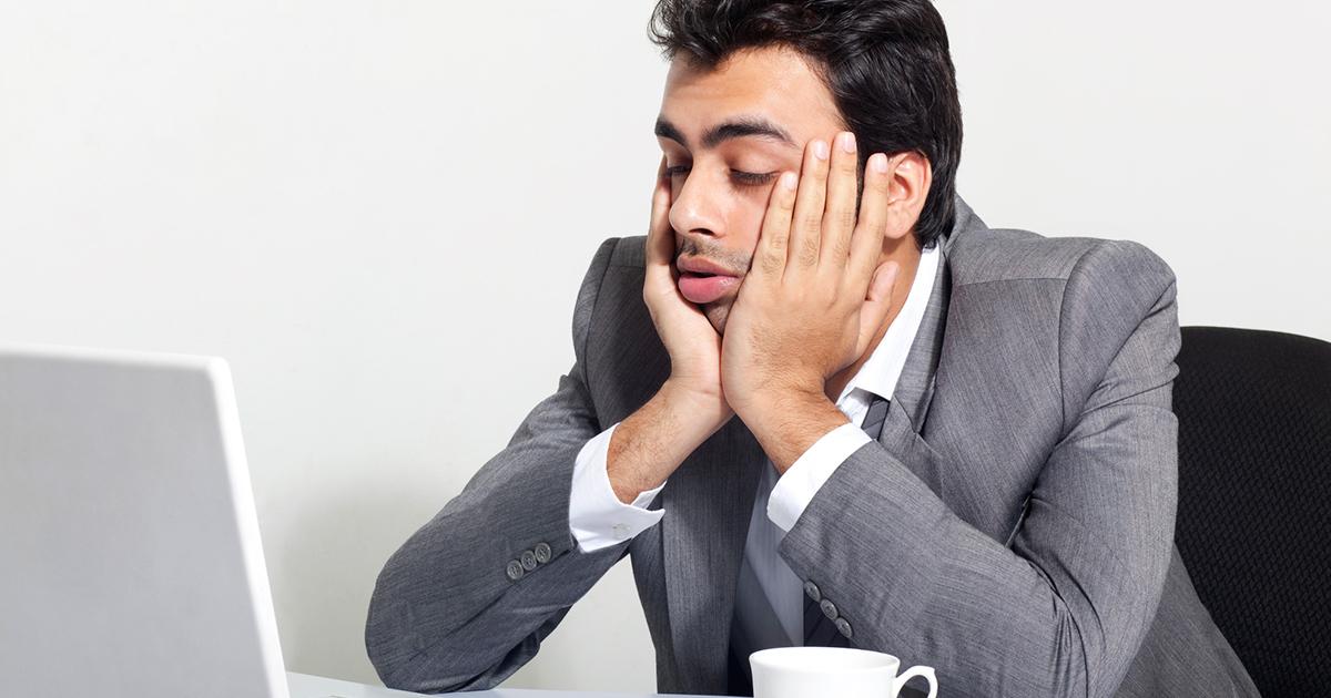 睡眠不足がもたらすパフォーマンス低下の恐ろしい正体とは