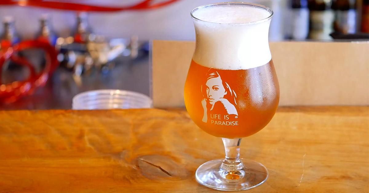 「究極のビール」は肥料すら使わない自然栽培が生んだ