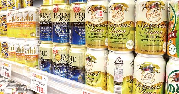「ビールの定義拡大」で13年連続過去最低の市場は蘇るか