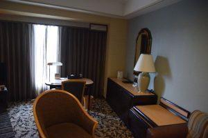 ホテルニューオータニ大阪の3ベッドルーム