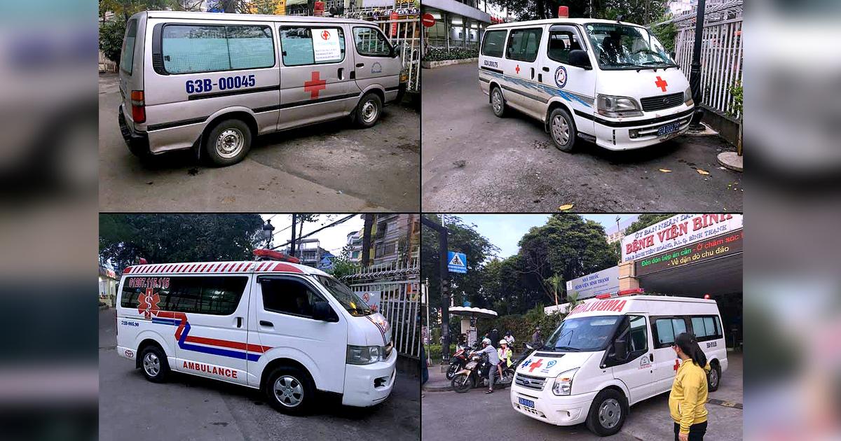 都市部でも救急車は来ない。地方で事故にあうと大変