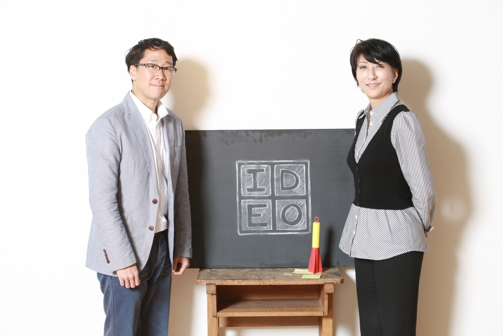 デザインスクールが日本の教育を変える!?<br />世界で最もイノベーティブな企業「IDEOの授業」