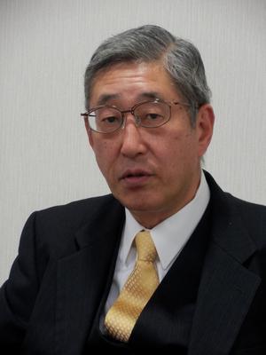 年金積立金管理運用独立法人理事長 三谷隆博 <br />新指数への全面切り替えはあり得ない