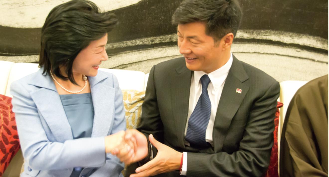 なぜ中国は仏教徒を歓待するのか? | 櫻井よしこの「論戦」――凛たる ...