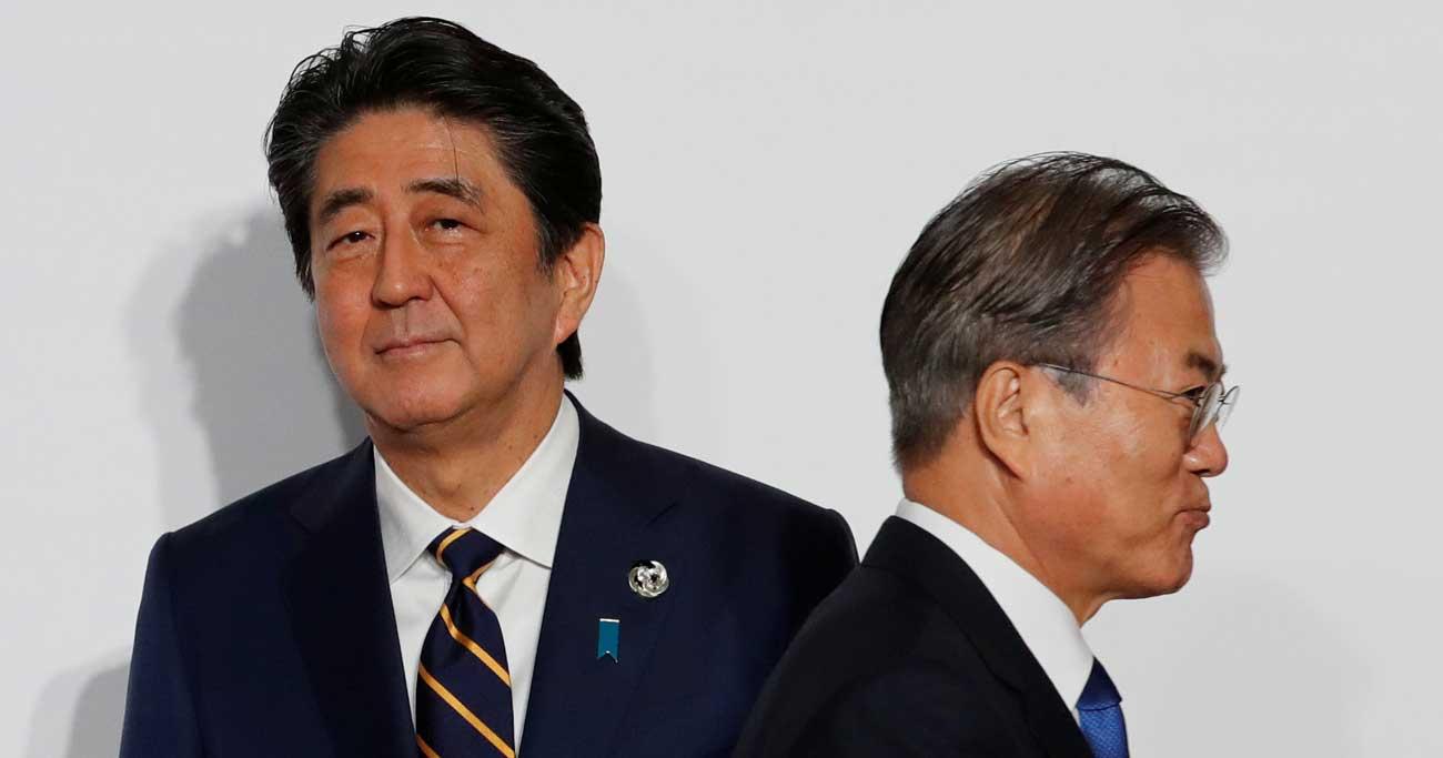 韓国・文在寅はGSOMIA破棄で自爆、安倍政権に吹いた「神風」とは