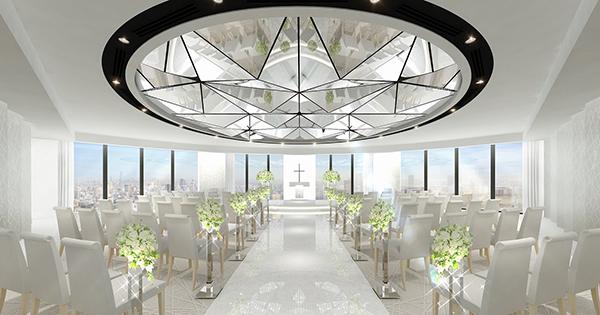 今夏開業のスマート・ラグジュアリーホテル「コンラッド大阪」宿泊予約&いち早く予約・相談のウエディング・サロンをオープン