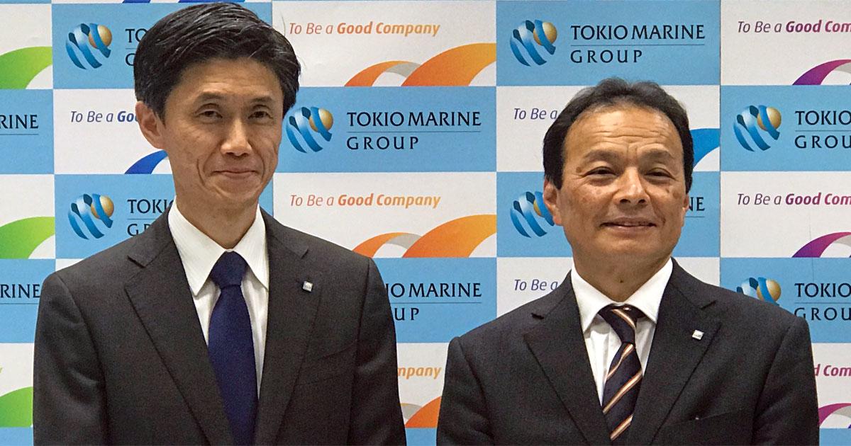 東京海上HDのトップ人事、決め手は「スーパー誠実」な人柄
