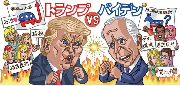 米・大統領選挙の行方は?