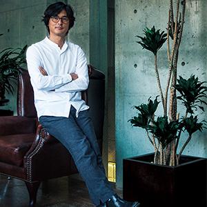 アイディアは尽きません思考は常に続けていますネイキッドCEO/アーティスト 村松亮太郎