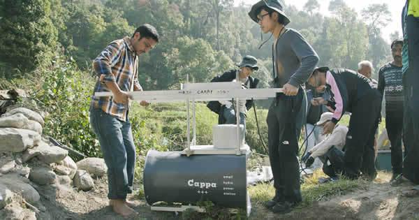 新興国の救世主として注目される、茨城企業が開発した画期的な水力発電機とは?