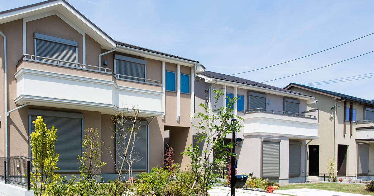 住宅建設の増加はマイナス金利の影響か?