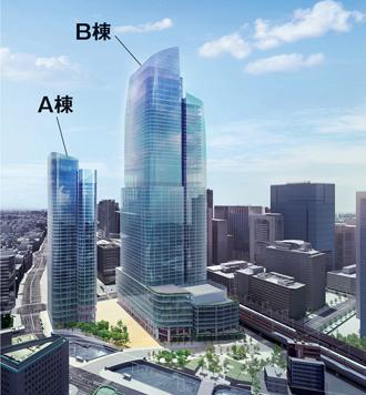 東京駅前の再開発、三菱地所の老獪ゼネコン操縦術