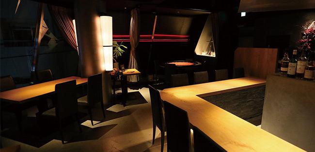 高級フレンチレストラン