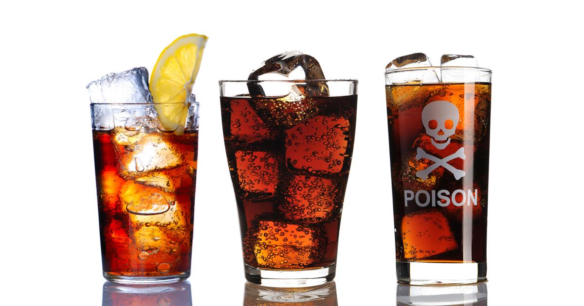 """米で""""ソーダ税""""導入、炭酸飲料課税で肥満は減るか"""