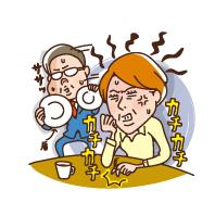 熟年離婚の陰の原因!?<br />つらい女性の更年期障害