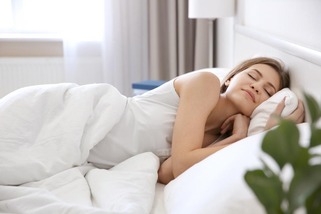 寝る前に「○○」をするだけでグッスリになる理由