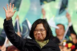 """蔡英文陣営が大勝した台湾選挙は<br />""""中国民主化""""に何をもたらすか?"""