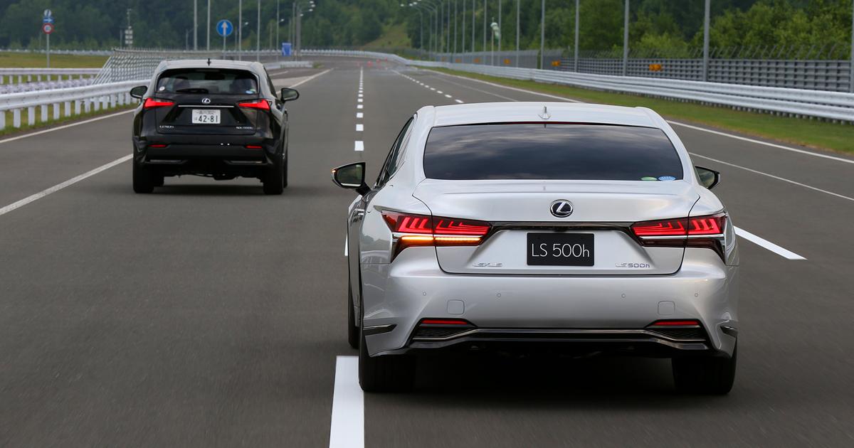 トヨタが「2020年代前半に一般道自動運転」を明言した裏事情