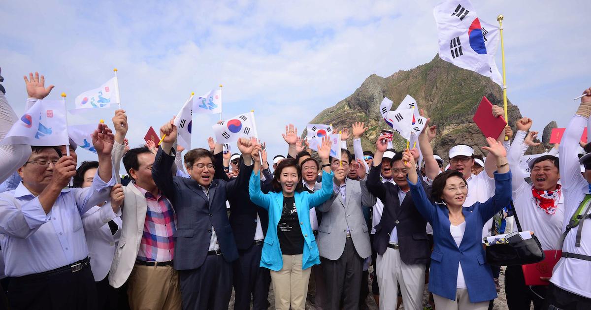 韓国はいつまで竹島を政治的パフォーマンスに使うのか