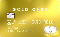 「ラグジュアリカード(ゴールド)」のカードフェイス