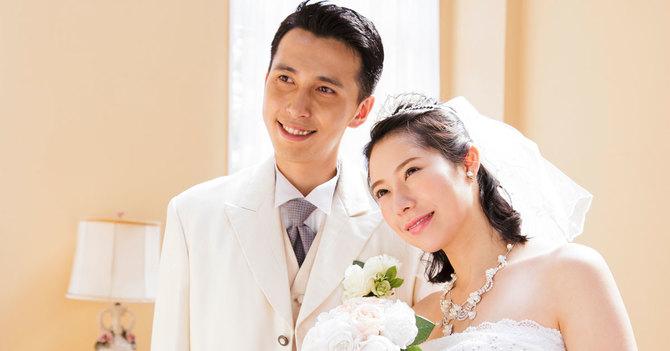 結婚しない人たちが増えている