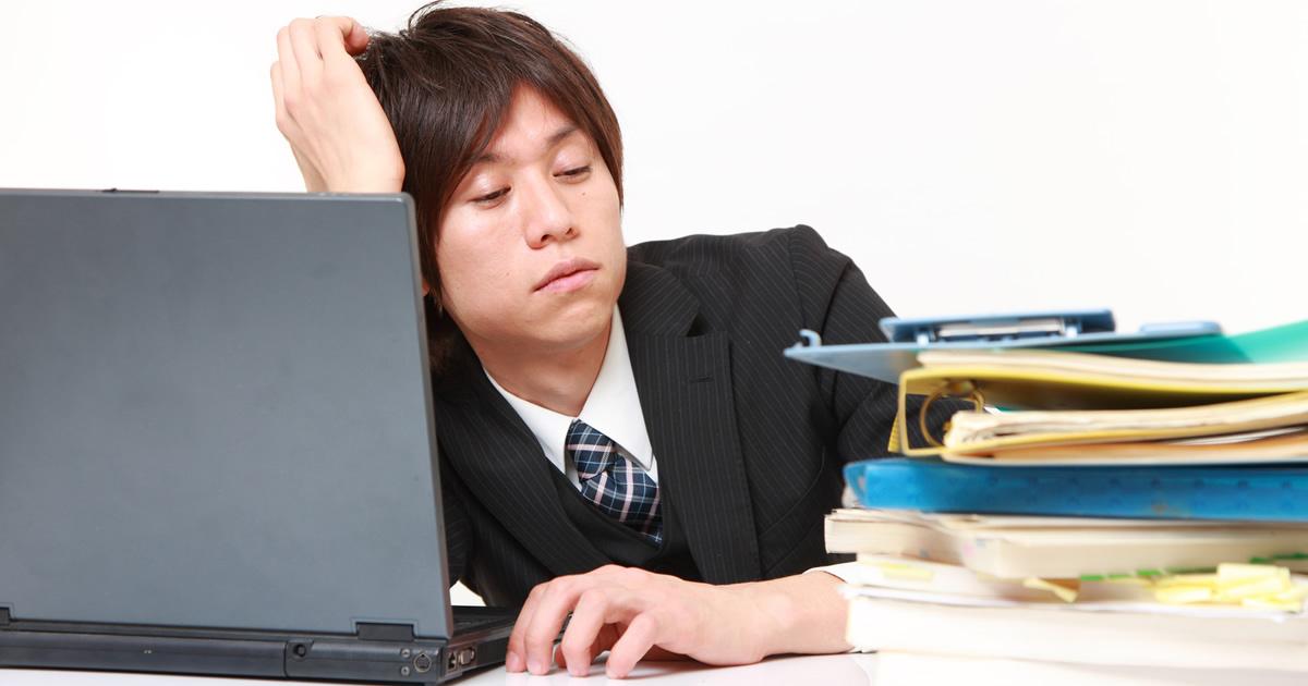 日本人の睡眠時間が年々減少している深刻な理由