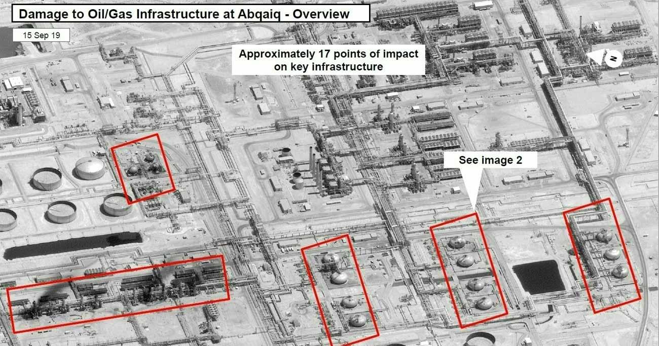 【WSJ3分解説】サウジ石油施設攻撃の裏で働く「3容疑者」の力学