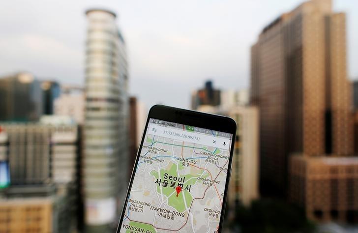 米グーグル、地図アプリにロケーション・シェアリング機能を導入