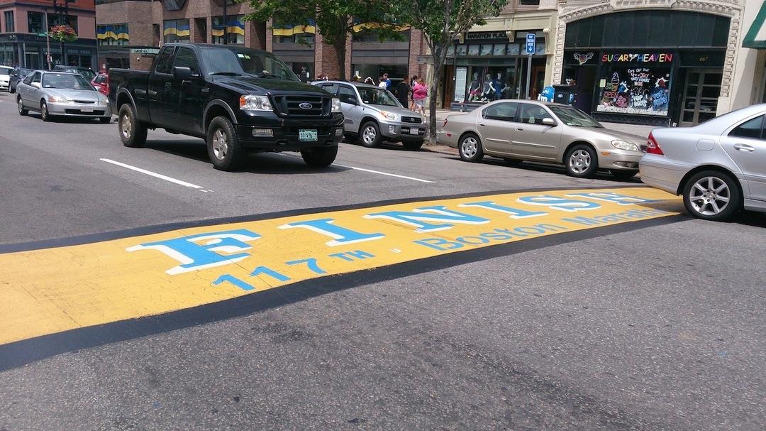 現地取材ルポ・爆弾事件後のボストンを歩く<br />テロに脅えるボストンはアメリカの象徴か?