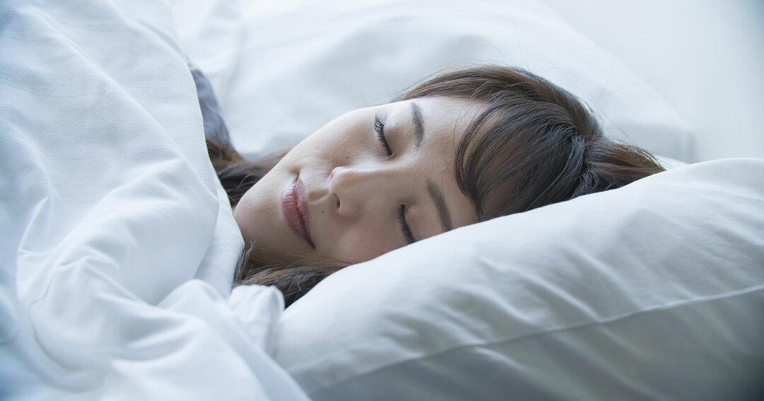 眠れない…そんな時には1分間のうつぶせで、<br />すとん、と眠りに落ちる!