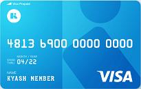 [クレジットカード・オブ・ザ・イヤー 2019]ニューカマーカード部門のプリペイドカード「Kyash」の公式サイトはこちら!