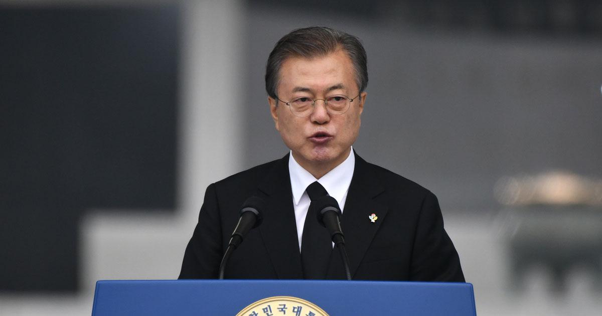 文政権が日韓関係をわざと毀損するのは「統一朝鮮」への意思表示