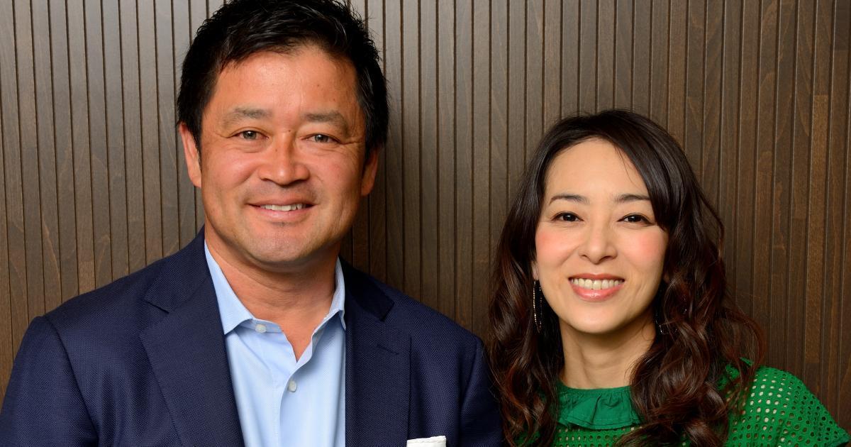 三世代でゴルフなんて素敵だよね!横田真一プロ&穴井夕子 夫婦インタビュー