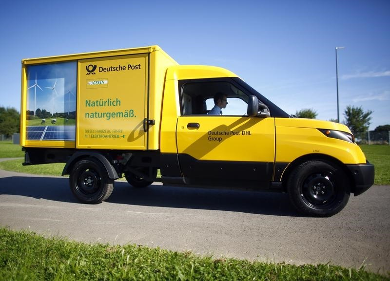 ドイツポスト、「アマゾンフレッシュ」の配達業務で提携=関係筋
