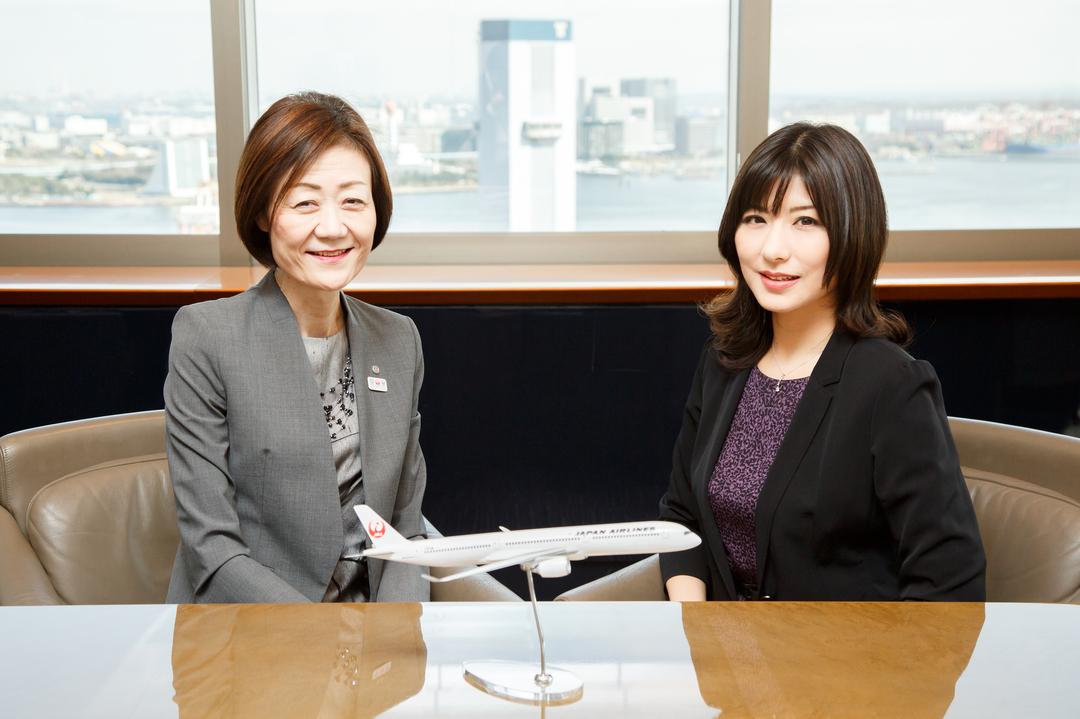 JAL社員を残業から解き放ったCA出身副会長の働き方改革とは