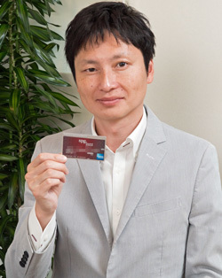 クレジットカード専門家・菊地崇仁さん