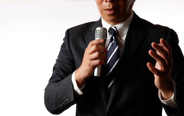 自分を強くする動じない力 スピーチで緊張しないメンタルに自分を変える法