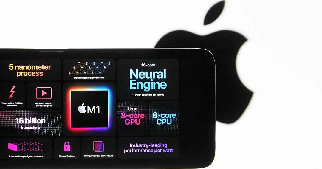 アップル半導体の賭け、絶妙のタイミング