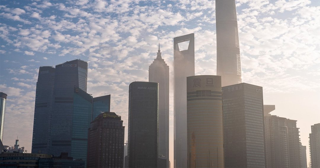 写真:中国,上海,都市