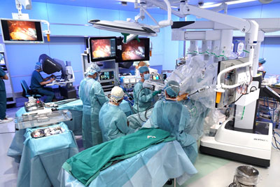 ロボット支援手術が4月から一挙保険適用、自己負担激減へ