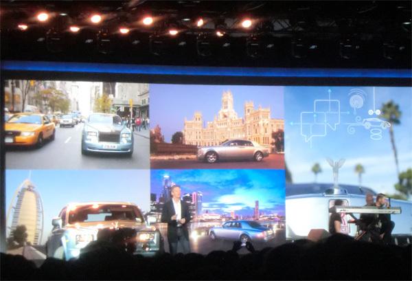 サムスン、パナソニックを凌ぐ存在感<br />米クアルコムが先導する「イネーブラー」ビジネス<br />――CESで表面化した自動車産業界再編2つの胎動(2)