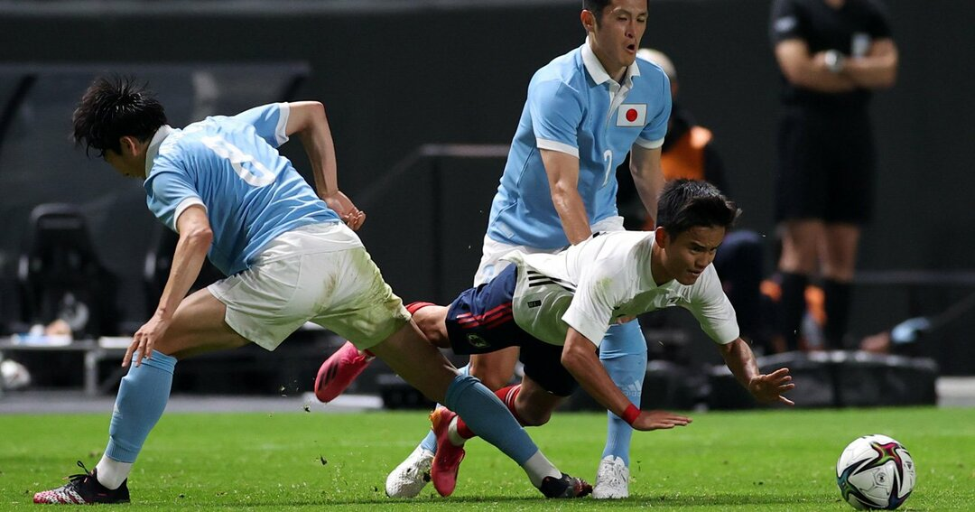 サッカー幻のジャマイカ戦で見えた、東京五輪「選手が来ない!」リスク