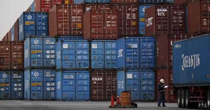 貿易収支に「中国ショック」