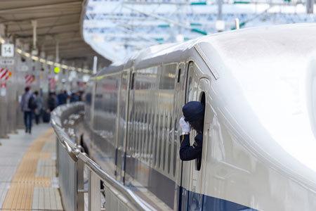 新幹線で殺傷事件が起きた