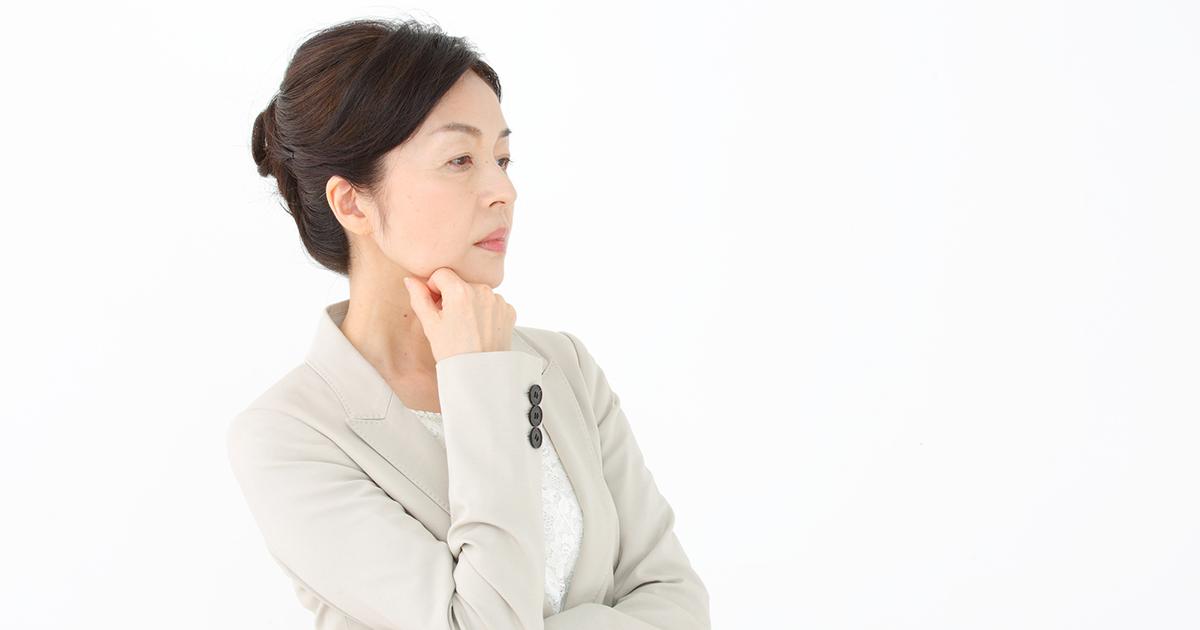 男たちの「本音と建前」に翻弄される悲しき女性役員