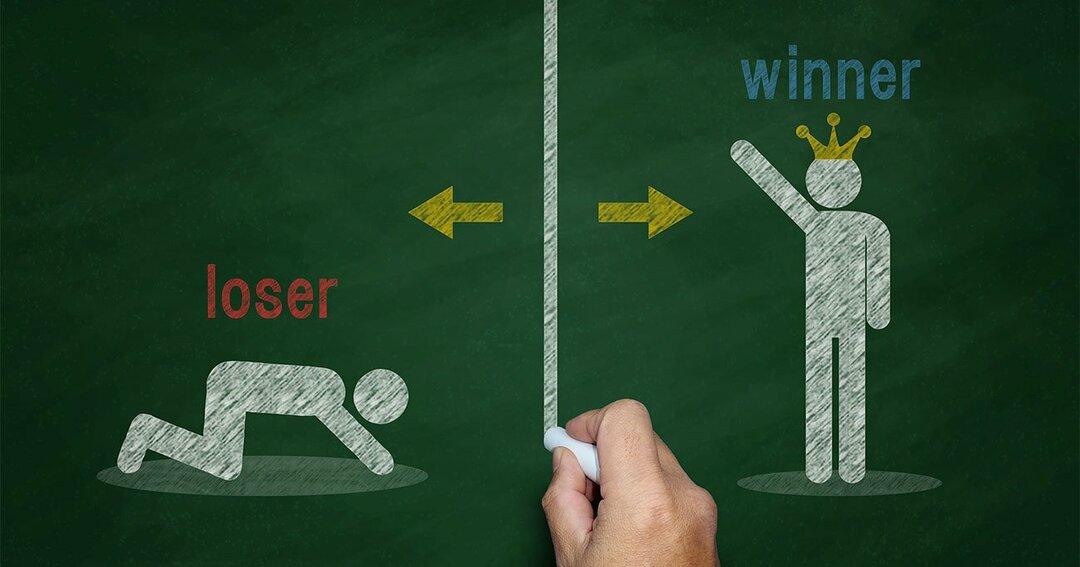 「勝てる投資家」と<br />「勝てない投資家」の違い